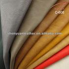 C-608 Soft pu leather similar to genuine leather