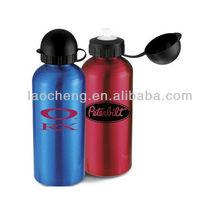 Nuevo producto de aluminio de red bull botella de agua, deporte botella de agua