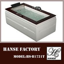 Cheap free standing bathtub/jets for bathtub/air bathtub HS-B1721T