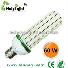 60w led corn light E40 bulb garden,street replacement
