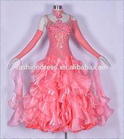 Fashion Dress Tailor-made Ballroom Dance Dress,Women Dance Dress B-0046