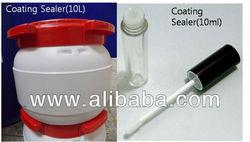 Coating sealer