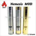 Hot New ecigarette original chi you ss mech mod, Steam Turbine atomizer 18650 tube mechanical sentinel Mod nemesis mod