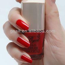 Fashion hot passion salon nail enamel