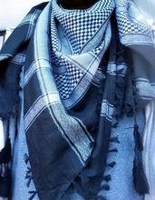Authentic - New Arab - Yasser Arafat Palestinian - Shemagh - Keffiyeh Scarf