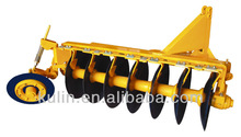 taiwan made high strength agricultural equipment disc plow for tractor