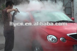 waterless steam car wash
