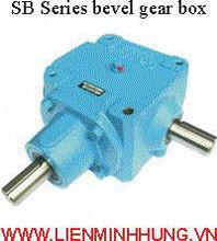 SB Series bevel gear box