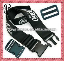 personalized luggage belt
