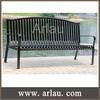 wrought iron garden bench cheap park benches (Arlau FS143)