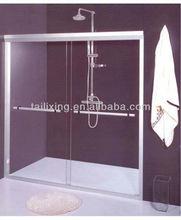 2014 talaxy professional glass bathroom shower room