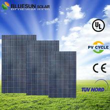 TUV certificate 25 years warranty largest solar panel