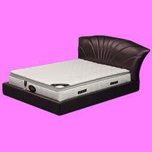 latex foam spring mattress firm (FL-1228)
