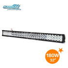 Newest! 32inch 180W 12v Waterproof Led Lights 4x4 Led Driving Light Bar SM6028-180