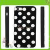 Wholesale TPU Polka Dot Phone Cases For iPhone 5