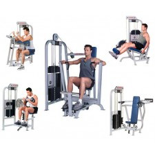 Life Fitness Pro 1 Selectorized Strength Equipment