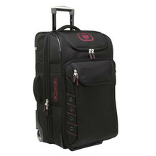 OGIO Canberra 26 travel bag. Includes your embroidered logo that features up to 10,000 stitches.