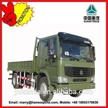 sinotruk low price howo cargo truck transportation