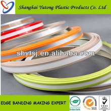 pmma/3D/acrylic/ABS/PVC edge band