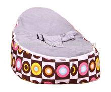 Grey bloop Baby Toddler Kids Bean Bag Seat- Baby Shower FREE GIFT-New Portable Beanbag Bed,kids chairs