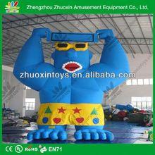Good quality and price christmas inflatable cartoon