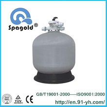 Hot sell swimming pool TOP-mount sand filter/ArrivalL High Quality Fiberglass commercial Sand Filter/water filter sand SGa-T30