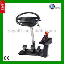driving school training sumilator education equipment car