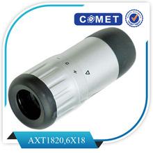 AX1395; 6X18 monocular telescope
