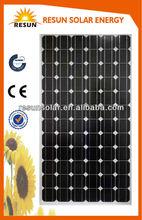 2014 new solar panel 150w mono solar panel price