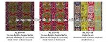 raw silk fabric Reproduced Silk Fabrics of Shoso-in Repository Ancient Fabrics 100% silk