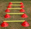 Mega Cone Agility hurdle Set
