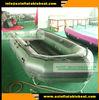 aluminun floor inflatable fishing boat for sale YAB-1