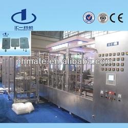 Non-PVC soft bag IV infusion machinery