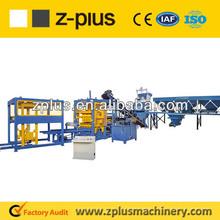 Low price list QTY4-35 wooden pallet block making machine