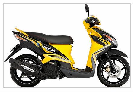 Hot price Luvias 125 cc ( gas Scooter)