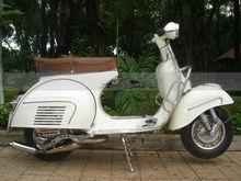 Vintage Vespa Scooters 150 GS 1962