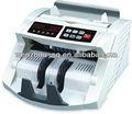 Preço do competidor falsificados detector de dinheiro contando máquina com uv+mg1+mg2+ir+size de detecção de dinheiro contador