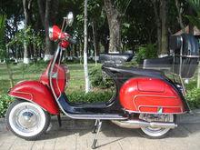 Vintage Vespa Scooters 150 VBB Standard 1964