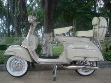 Vintage Vespa Scooters 150 VBC 1966