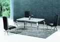 2013 morden diseñado mesa de comedor de mármol muebles para el hogar