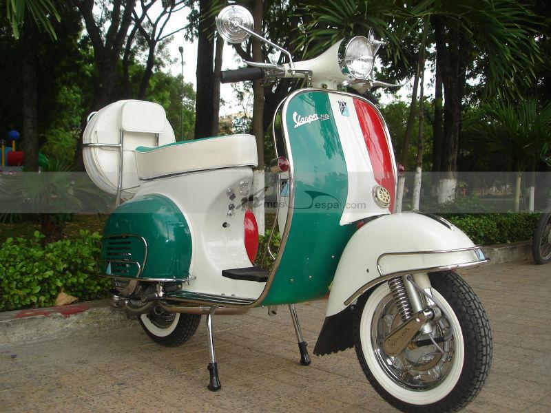 Vintage Scooter For Sale Vintage Vespa Scooters 150 Vbb