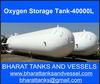 Oxygen storage tank - 40000l