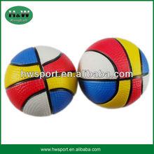 Pu foam stress basketball, stress toys