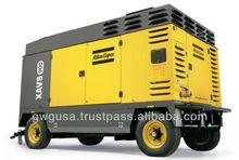 Atlas Copco Portable Air Compressor XAVS 900