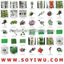Secas arranjos florais atacado para flor Artificial e grinalda
