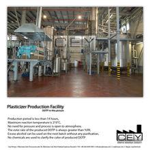 DOTP/Plasticizer Production/Manufacturing Plant