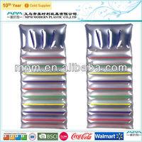 factory En-71 fashion pillow pvc mattress inflatable lilo