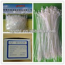 UL CE ROHS SGS fabric pin,plastic loop fastener