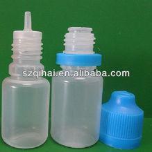 wholesale PE e liquid nicotine dropper bottle JB-217