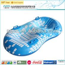 Hot sale inflatable jet ski, PVC inflatable double jet ski for kids ,Catoon inflatable snow jet ski